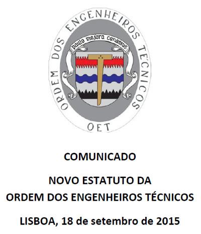 Comunicado20150918-NovosEstatutos