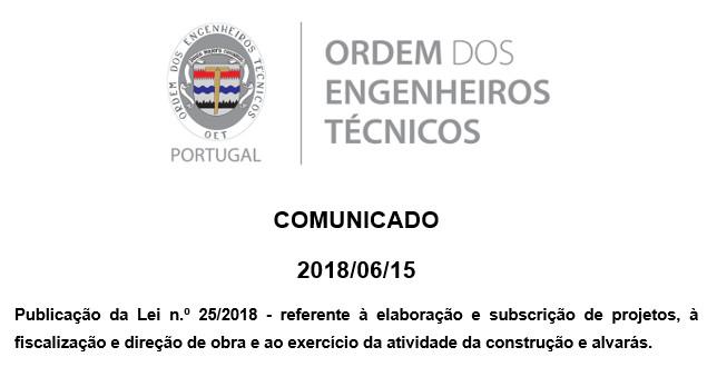 Comunicado 2018 06 15
