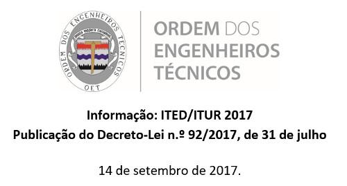 ITED ITUR 2017