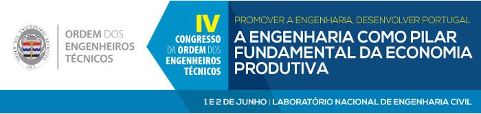 4º Congresso dos Engenheiros Técnicos